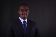 Abdikadir D. Askar,  Communications Manager, Horizon Institute