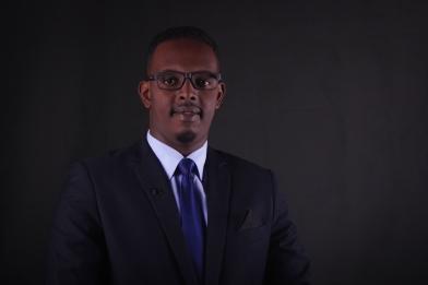 Abdikadir D. Askar, Communications Manager, Horizon Institute