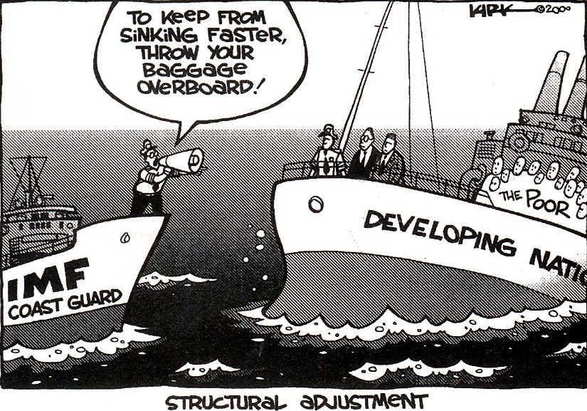 Structural Adjustment: An Unqualified Failure